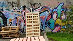 Tanea & Caper... (colourourcity) Tags: streetart streetartnow streetartaustralia awesome letters melbourne burncity colourourcity original graffiti graffitimelbourne streetartmelbourne walking excercise bored tanea caper capererg erg