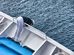 HFF! (marianna_armata) Tags: hff ship mate over triangles funny blue marine boat sailor mariannaarmata fence