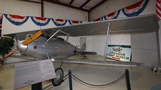 Pfalz D.IIIa replica in Addison
