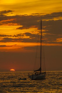 San Vito sunset