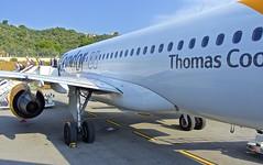 JSI/LGSK: Condor Airbus A320-214 D-AICF (Roland C.) Tags: jsi lgsk airport skiathos greece airliner aircraft aviation condor airbus a320 a322 a320200 daicf