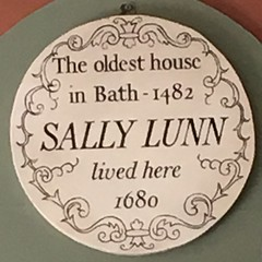Sally Lunn - Bath