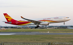 CHH_A333_B1020_BRU_JUL18 (Yannick VP - thank you for 1Mio views supporters!!) Tags: civil commercial passenger pax transport aircraft aeroplane jet jetliner airliner chh hu hainan airlines airbus a330 330300 b1020 a333 333 brussels airport bru ebbr belgium be europe eu july 2018 arrival landing runway rwy 01 aviation photography planespotting airplanespotting
