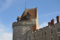 Curfew Tower (Ryan Hadley) Tags: curfewtower tower clock windsorcastle castle windsor london england unitedkingdom uk europe