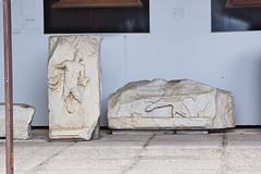 Mausoleum (fotoeal) Tags: 2018 turkey фриз fregio mausoleum halicarnassus arch bodrum