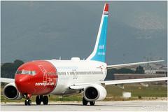 2R3A6949-1 (Sir George R. F. Edwards) Tags: psa lirp avgeek canon 7dmarkii norwegian air shuttle unicef livery boeing 737 738