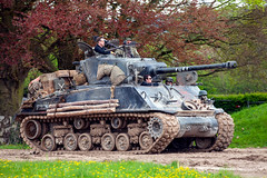 M4 Sherman 28th April 2016 #7 (JDurston2009) Tags: m4sherman tigerday tigerdayix bovington bovingtoncamp dorset fury sherman tank tankmuseum thetankmuseum