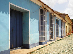 Not Cages (emerge13) Tags: architecture colonialarchitecture cuba people streets trinidadsanctispírituscuba architecturaldetails colorfulhouses