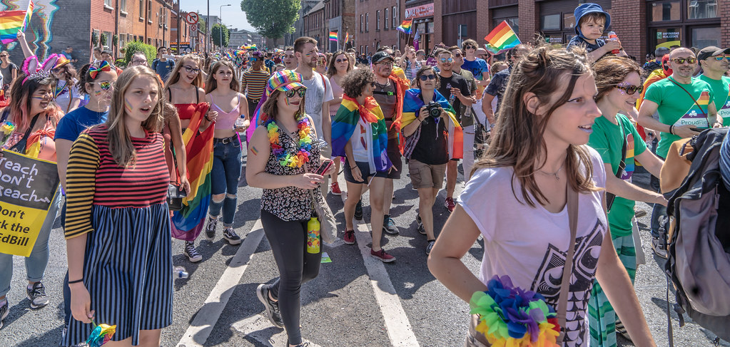 ABOUT SIXTY THOUSAND TOOK PART IN THE DUBLIN LGBTI+ PARADE TODAY[ SATURDAY 30 JUNE 2018]-141756