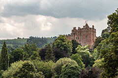 Dunster Castle (Keith in Exeter) Tags: dunster castle exmoor tree woodland landscape building architecture nationalpark somerset nationaltrust tor hill gradeilisted
