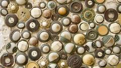 Buttons 2 (Toronto_hardhat) Tags: buttons stucco telaviv nikon nikond7100