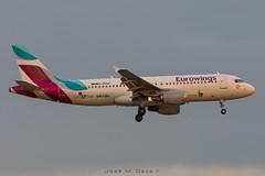 "Eurowings A320-214 D-ABDP ""Croatia Sticker"" (José M. Deza) Tags: 20180711 a320214 airbus bcn dabdp elprat eurowings lebl planespotting spotter aircraft sticker"