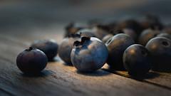 DSC_8001 (gitte123) Tags: blueberries macro healthy fruit
