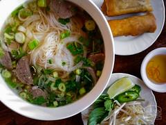 Pho w/ Meatball - Pho Hung (sheryip) Tags: pho hung morgantown food foodporn sher yip meatball vietnamese