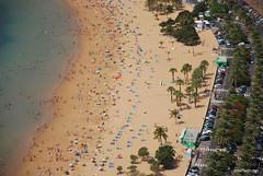 Playa De Las Teresitas, Санта-Круз, Тенеріфе, Канарські острови  InterNetri  748