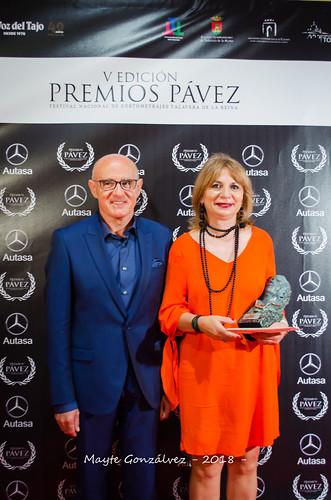 Julio Díaz y Paloma Abad