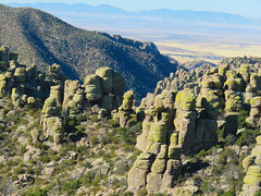 Chiricahua National Monument #23 (jimsawthat) Tags: highdesert mountains rural arizona erosion hoodoos chiricahuanationalmonument