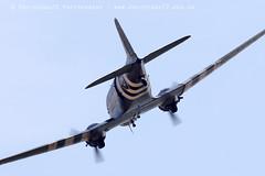 1084 Dakota (photozone72) Tags: yeovilton yeoviltonairday aviation airshows aircraft airshow canon canon7dmk2 canon100400f4556lii 7dmk2 bbmf raf rafbbmf dakota