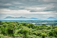 Gentle Hills (*Capture the Moment*) Tags: 2018 ai clouds farbdominanz himmel ireland irland landscape landschaft lumlook sky sonya6300 sonye18200mmoss sonyilce6300 wetter wolken cloudy green grün wolkig