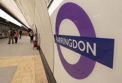 Farringdon_Elizabeth_Line_150618_1380_hi (Chris Constantine UK) Tags: crossrail tube london underground construction metro elizabeth farringdon