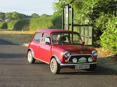 Rover Mini Sprite (Andrew 2.8i) Tags: carspotting car cars classics classic street austinrover bl british sprite 1000 mini rover