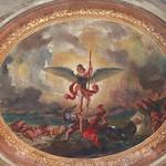 Saint-Michel terrassant le démon. thumbnail