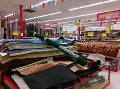 Carpeting and rugs (l_dawg2000) Tags: alcorncounty bargains closeouts corinth formerkmart irregularmerchandise labelscar mississippi ms ollies overruns overstock retail retailrecycle unitedstates usa