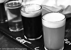 365-195.jpg (rustyuglythings) Tags: wisconsin barrel bw 365 one monochrome beer madison