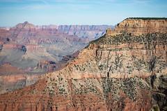 The Grand Canyon (thedailyjaw) Tags: landscape roadtrip usnationalpark us unitedstates land mountainrange d610 nikon texture layers carve grandcanyonnationalpark arizona