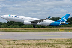 Air Transat / A333 / C-GCTS / LFRS 21 (_Wouter Cooremans) Tags: nte nantes spotting spotter avgeek aviation airplanespotting air transat a333 cgcts lfrs 21 airtransat