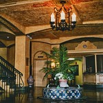 Huntington Indiana - Former Hotel LaFontaine Lobby -  LaFontaine Center thumbnail