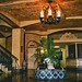 Huntington Indiana - Former Hotel LaFontaine Lobby -  LaFontaine Center
