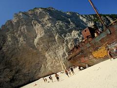 IMG_1171 (SyrianSindibad) Tags: greece zakynthos navagiobeach shipwreckbeach smugglerscove