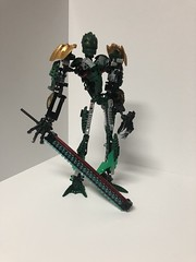 Biocup 2018 preliminary entry: Elemental Lord of Air (Meutainer) Tags: bionicle biocup biocup2018 lego technique toys