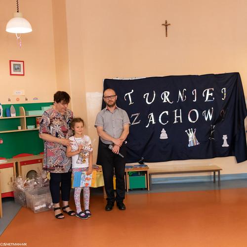 VIII Turniej Szachowy Przedszkolaków o Mistrzostwo Świdnicy-91