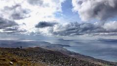 Croagh Patrick (triciamorimori) Tags: pilgrim mountain ireland countymayo croaghpatrick