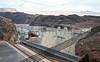 Hoover Dam, AZ-NV- Nevada View Point - 2018 (tonopah06) Tags: hooverdam arizona az nevada nv lakemead dam coloradoriver canyon us93 highway93 old vistapoint pullout highway road electric