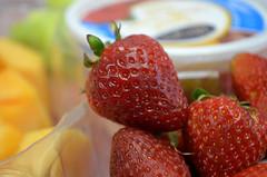 Strawberry Macro (rchrdcnnnghm) Tags: macro strawberry fruit