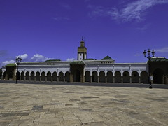 P1110187w18u Königsmoschee El Fahs (wdeck) Tags: rabat königsmoscheeelfahs marokko