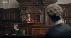 Mr Justice Green, High Court Judge for TV Documentary (Christopher Wilson) Tags: thepeoplewhofoughtthenhs whogetsthedrugs nhs bbc court highcourt costume redrobe redgown wig prep legal law courtcase tippets nationalaidstrust mrjusticegreen highcourtofjustice royalcourtsofjustice reconstruction drama itv actor extra hiv treatment ircuitjudge highcourtjudge gavel movie film tv cinema gown robe benchwig barrister walkon bodydouble skilldouble standin supportingartist assistantdirector runner ad picturedouble voiceover uniform uniforms periodclothing hire chriswilson christopherwilson productionrunner locationassistant filmunit adr utilitystandin double documentaries documentary spotlight filming nat aids crown family high artist