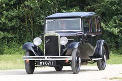 Austin (Roger Wasley) Tags: toddington classic car gloucestershire austin harley