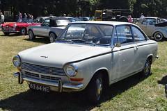 Daf 55 Coupé 1969 (TedXopl2009) Tags: 8364he daf 55 coupé apeldoorn dz5701 de8213 variomatic