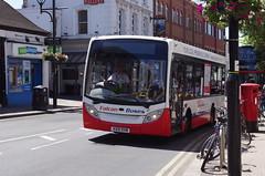 IMGP1534 (Steve Guess) Tags: tellings falcon buses coaches alexander dennis enviro 200 bus victoriaroad surbiton surrey greater london england gb uk