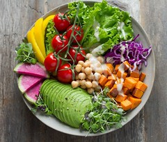 Simple Good Eating = Pretty too (janetfo747 ~ slowing returning) Tags: food foodie fooding ear bread cooking eating freed meal dinner lunch brunch meamtasty bite chow appetizing delectable flavorful luscious yummy delish divine taste flover