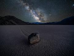 Death Valley (Eric Zumstein) Tags: racetrack california unitedstates us nationalpark milkyway longexposure nightphotgraphy visipix visipixcollections