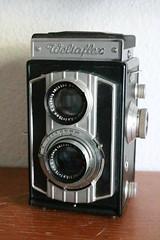 Welta Weltaflex (dcsides) Tags: welta weltaflex 75mm f35 e ludwig meritar v prontorsvs