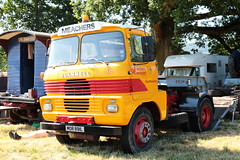 Meachers 1973 Scammell Handyman MOR891L Wiston Steam Rally 2018 (davidseall) Tags: meachers 1973 scammell scammel handyman mor891l mor 891l truck lorry tractor unit artic commercial vehicle old british wiston steam rally fair 2018 transport