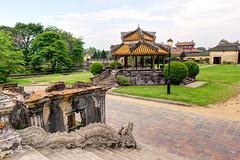 Cité impériale (Mat Distef) Tags: vietnam architecture travel light