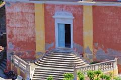 558 - Cap Corse - Nonza, l'église Santa Giulia (paspog) Tags: nonza corse corsica capcorse france mai may 2018 églisesantagiulia église church kirche