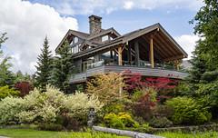 A dream house in Whistler (GSKHK) Tags: traveltowhistlervancouver2018 whistler britishcolumbia canada ca